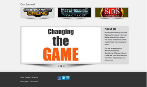 Infinite Game Publishing website