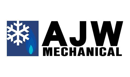 AJW Mechanical logo