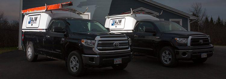 AJW trucks