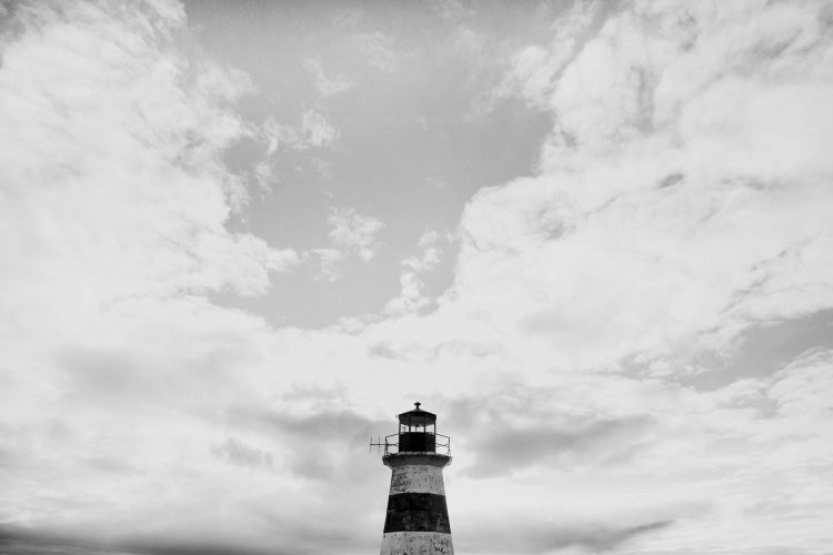 Lighthouse in New Brunswick
