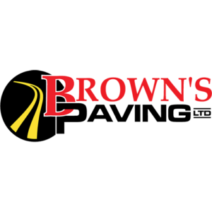 Who does Browns Paving videos