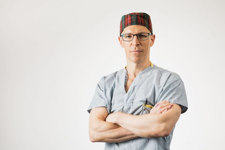 Jeremy McLean - Hospital Foundation Photographer