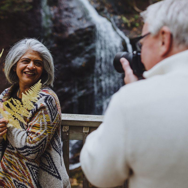 Fundy waterfall Photographer